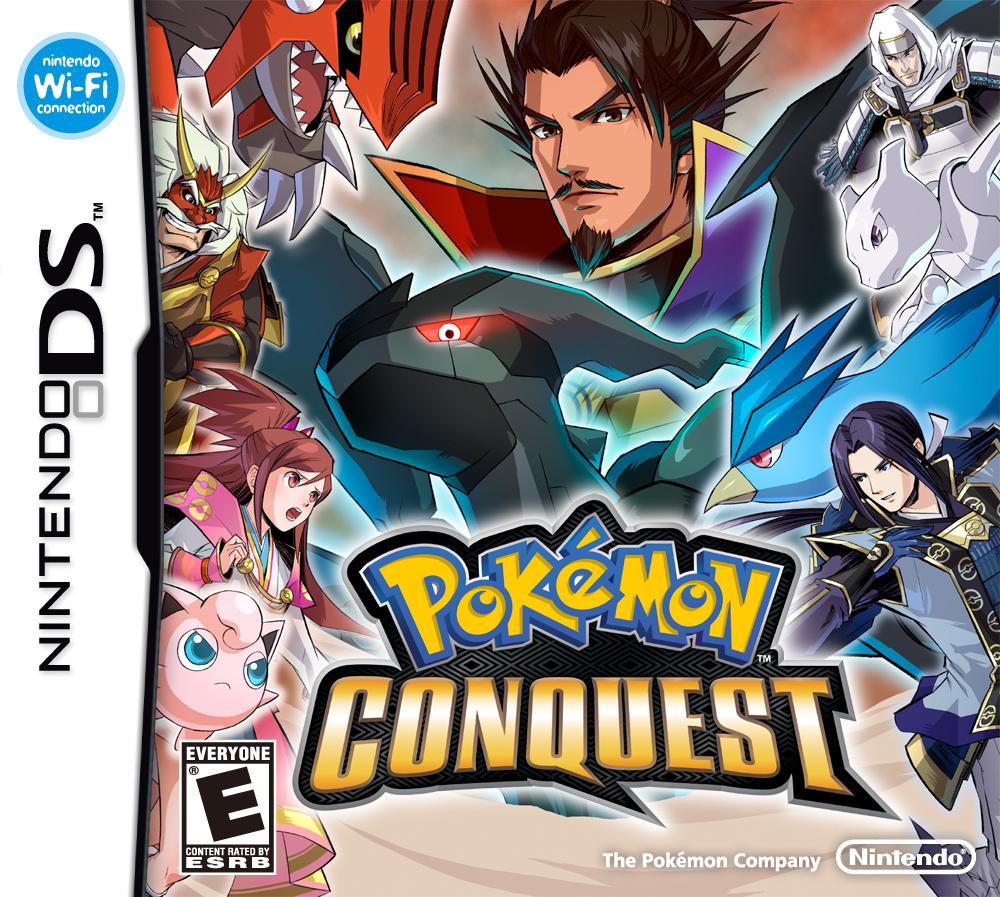 Pokémon Conquest Sur Nintendo DS