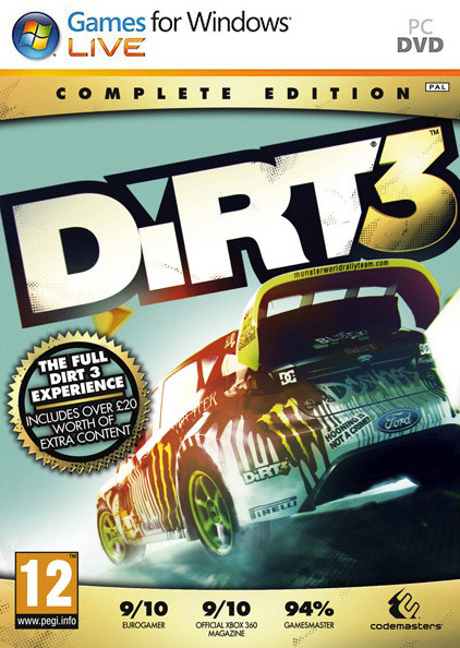حصريا Dirt 3 Complete Edition-FiGHTCLUB