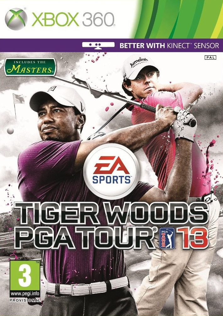 Tiger Woods PGA Tour 13 : The Masters [XBOX] [UL]