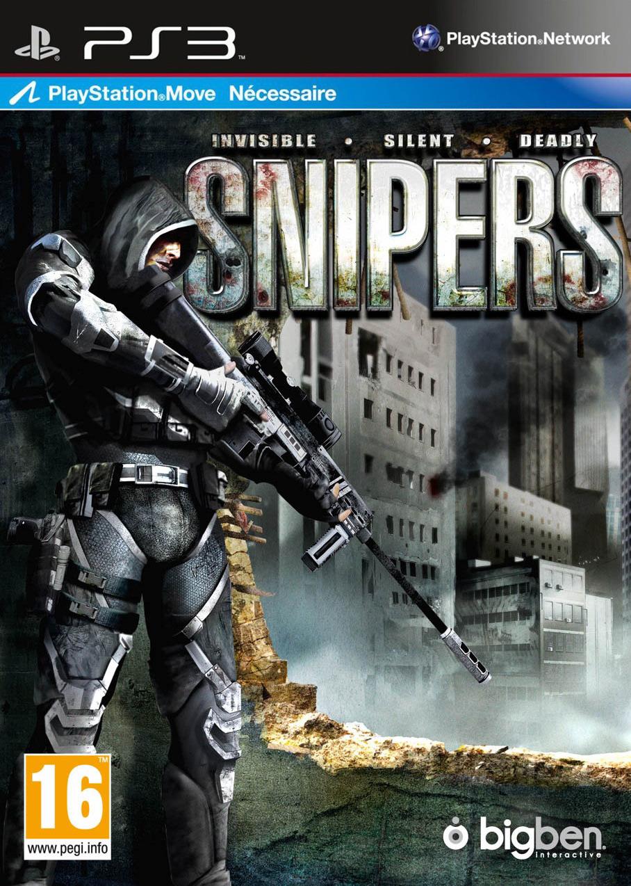 snipers sur playstation 3. Black Bedroom Furniture Sets. Home Design Ideas