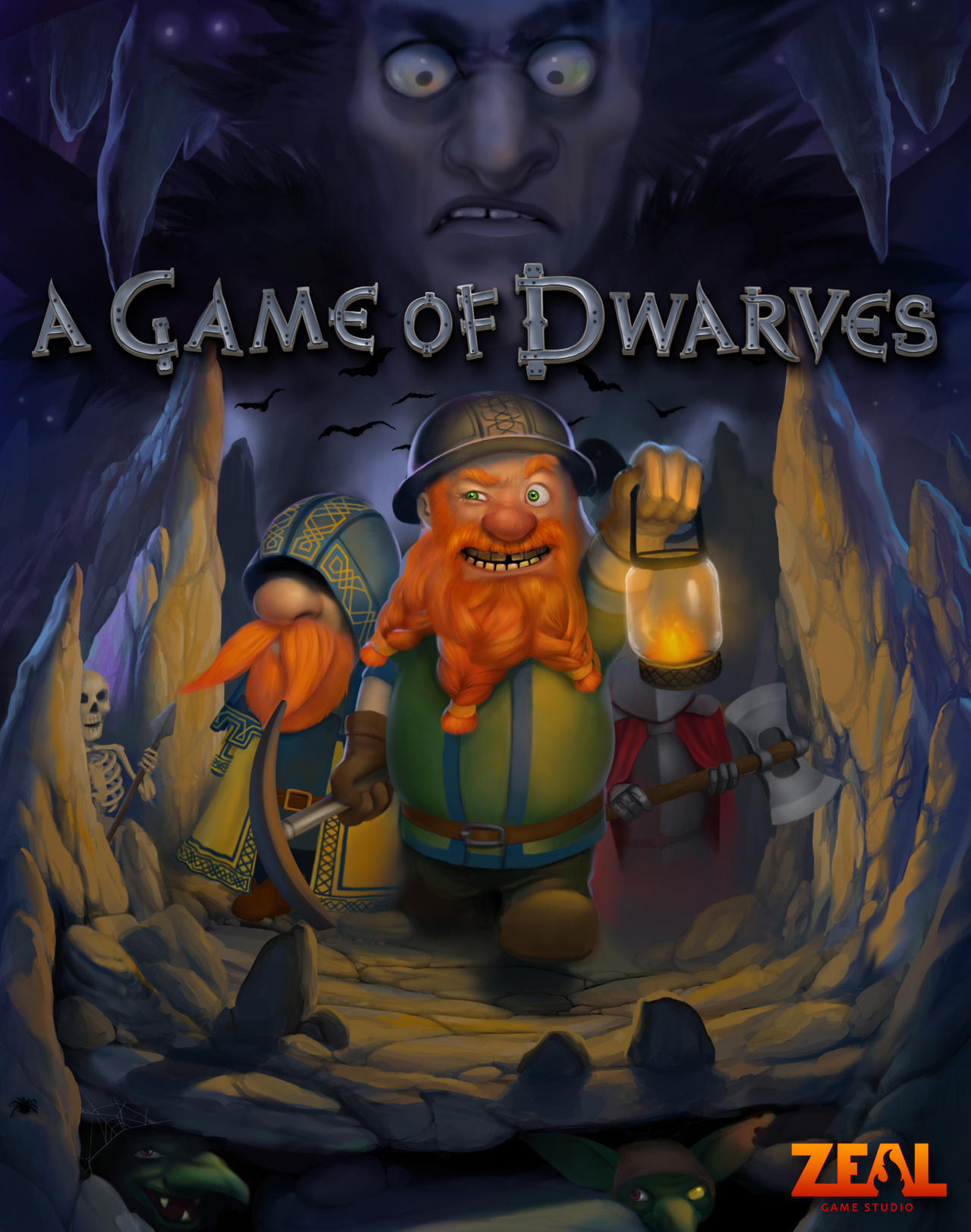 A Game of Dwarves  [PC] [MULTI]