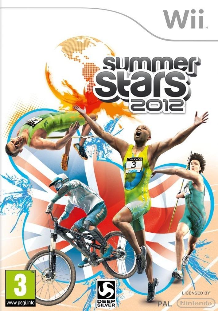 Summer Stars 2012 PAL WII [MULTI]