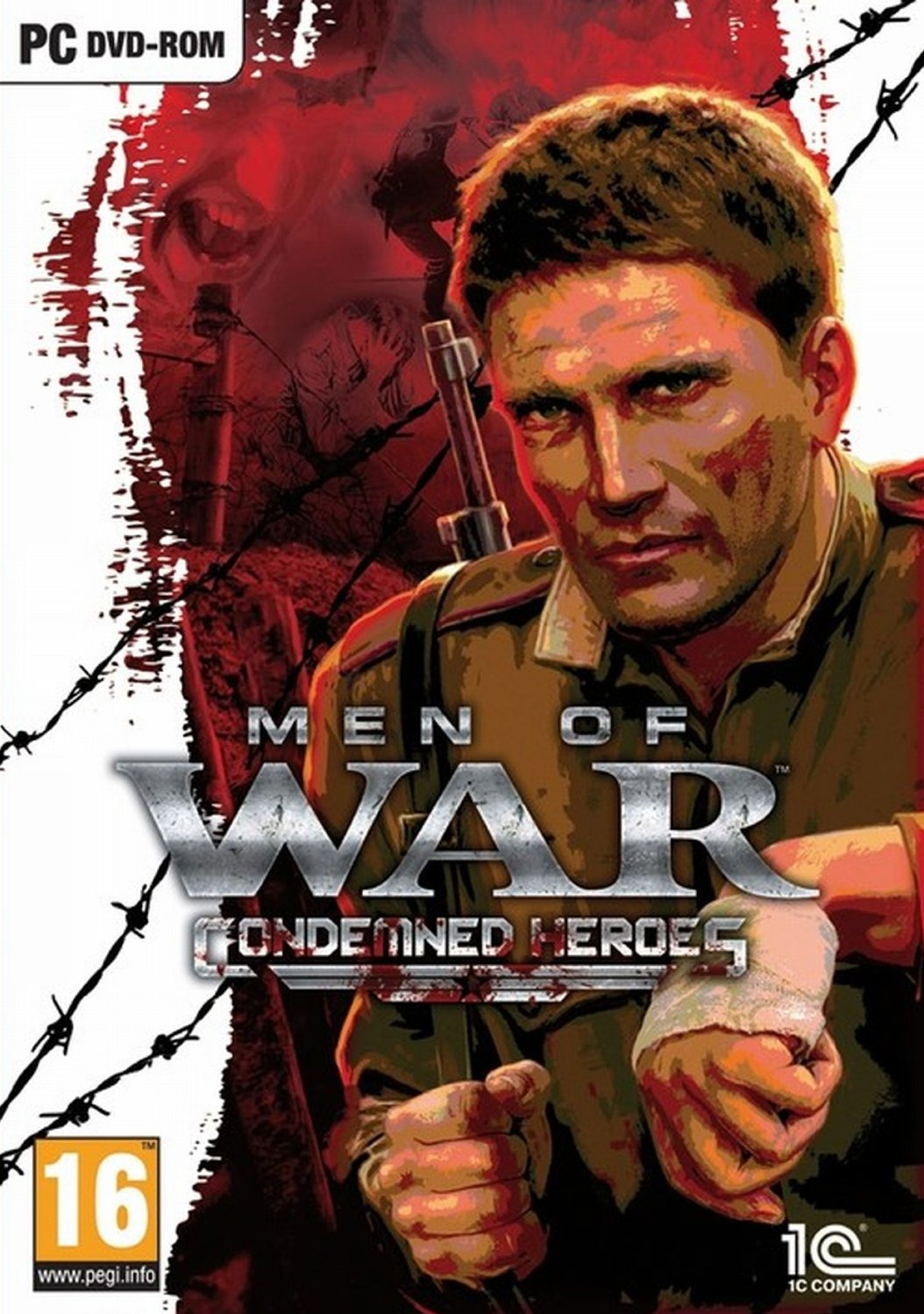 Men Of War : Condemned Heroes PC | Rapidshare Multi Lien