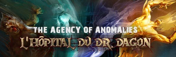[MULTi] The Agency Of Anomalies L'Hopital Du Dr.Dragon [PC] [ENG]