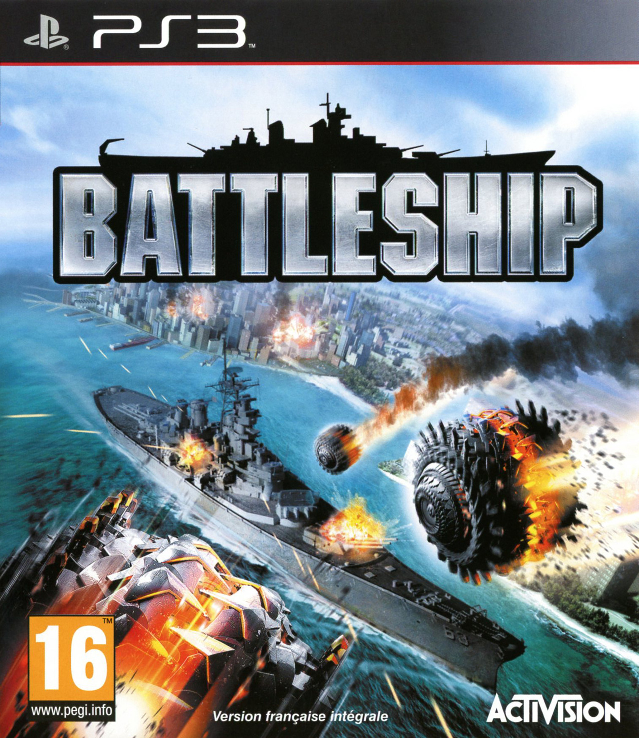 Original Xbox Game Ship : Battleship sur playstation jeuxvideo