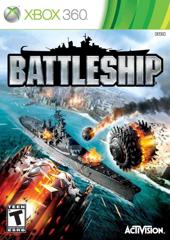 Battleship XBOX360 [MULTI]