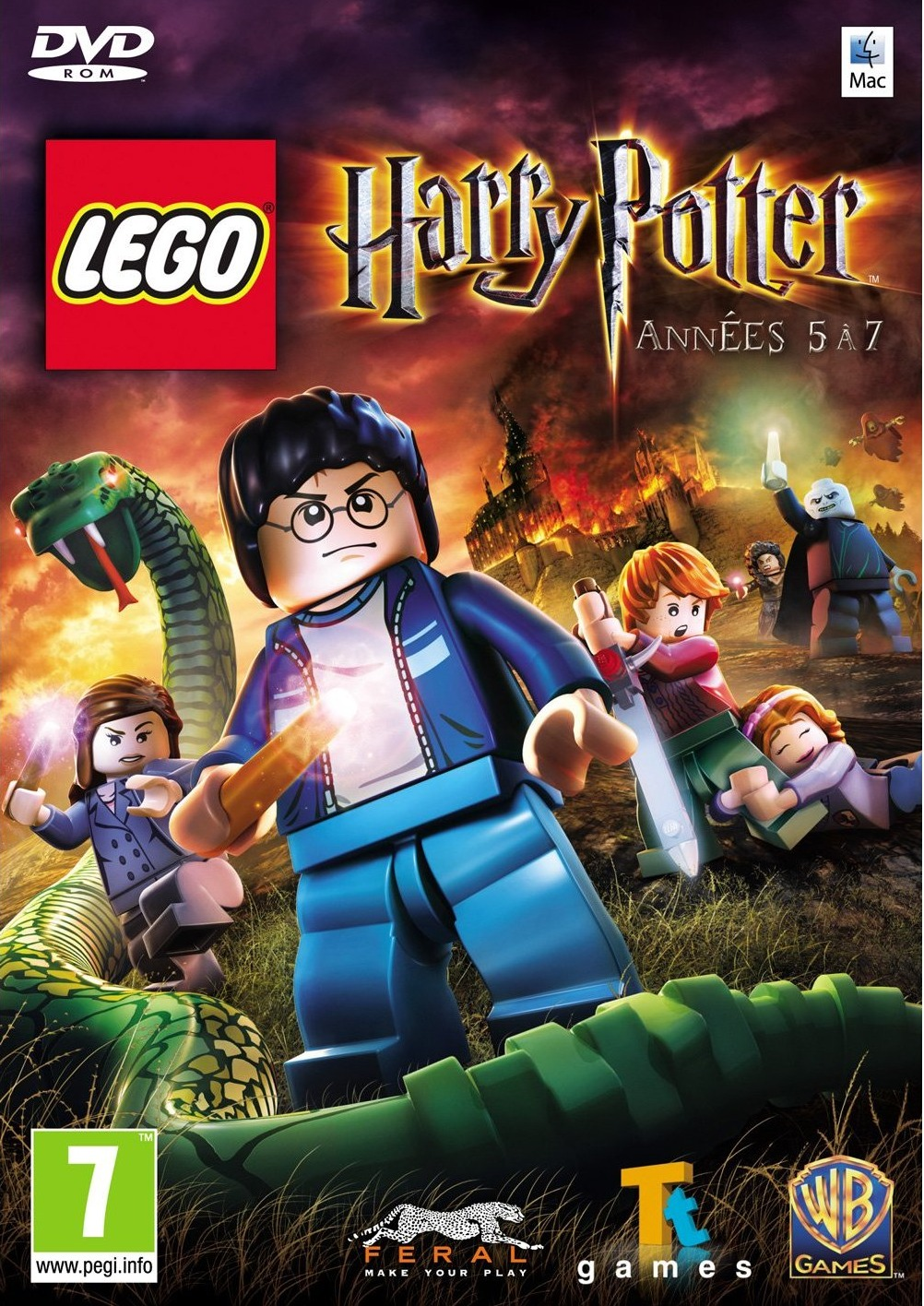 harry potter 5 video: