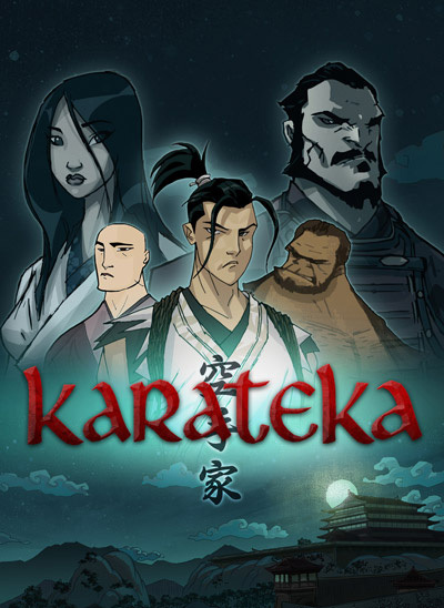Karateka 2012 THETA,بوابة 2013 jaquette-karateka-pl