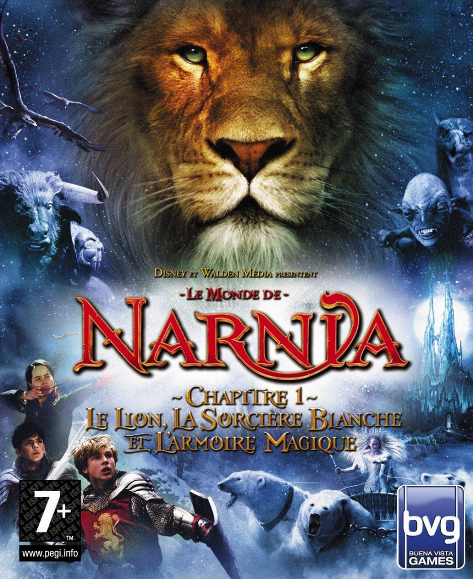 le monde de narnia chapitre 1 le lion la sorci re. Black Bedroom Furniture Sets. Home Design Ideas