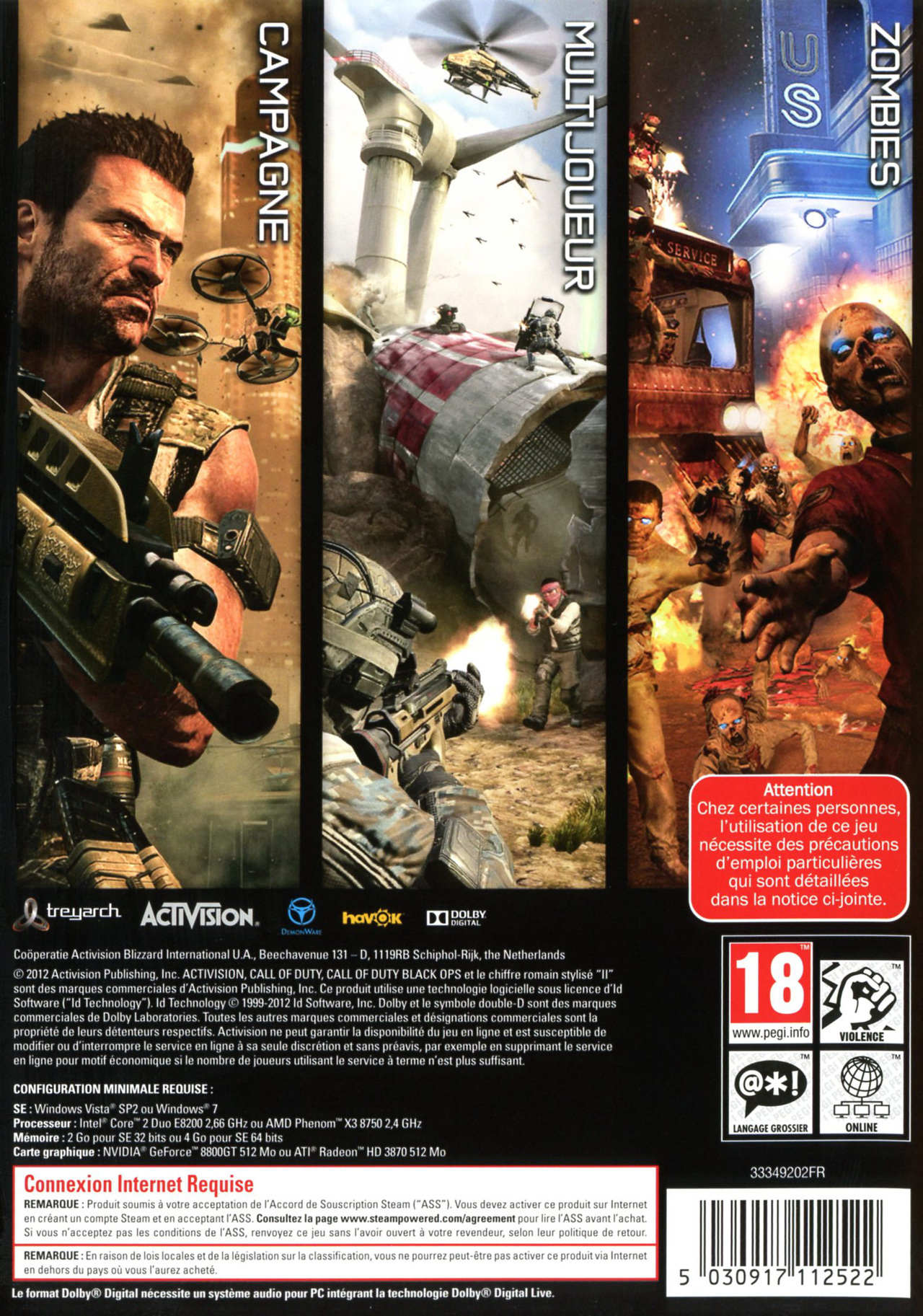 Images Call of Duty : Black Ops II PC - 2