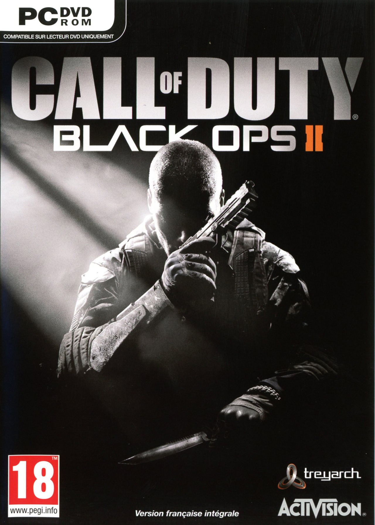 Call of Duty : Black Ops II  [PC | MULTI] FULL UNLOCKED + CRACK + PATCH FR(Exclue)