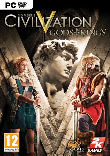 Civilization V Gods and Kings Expansion Cracked [FRENCH] (exclue) [MULTI]