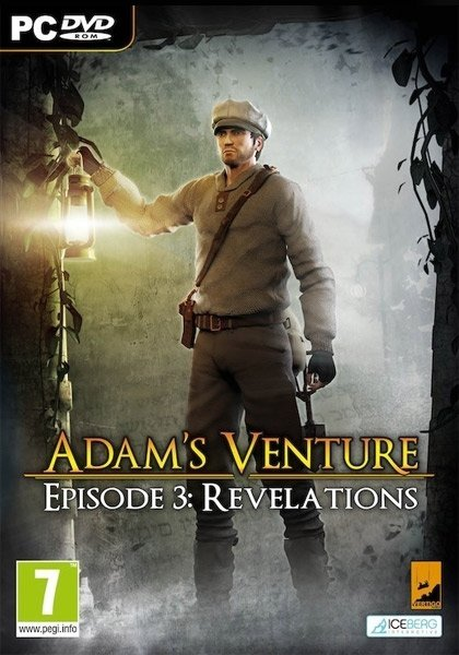 [MULTI] Adam's venture épisode 3 revelations [PC] [ENG]
