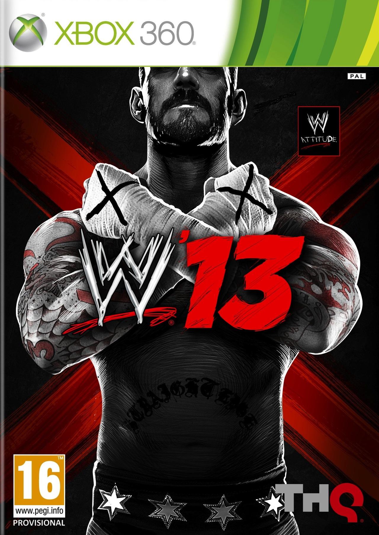 WWE 13 XBOX360 [MULTI]