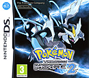 Jaquette Pokémon Version Noire 2 - Nintendo DS