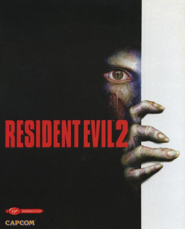Resident Evil 2 Psx For Psp