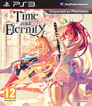 Jaquette Time and Eternity - PlayStation 3