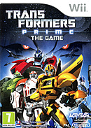 Images Transformers Prime : The Game Wii - 0