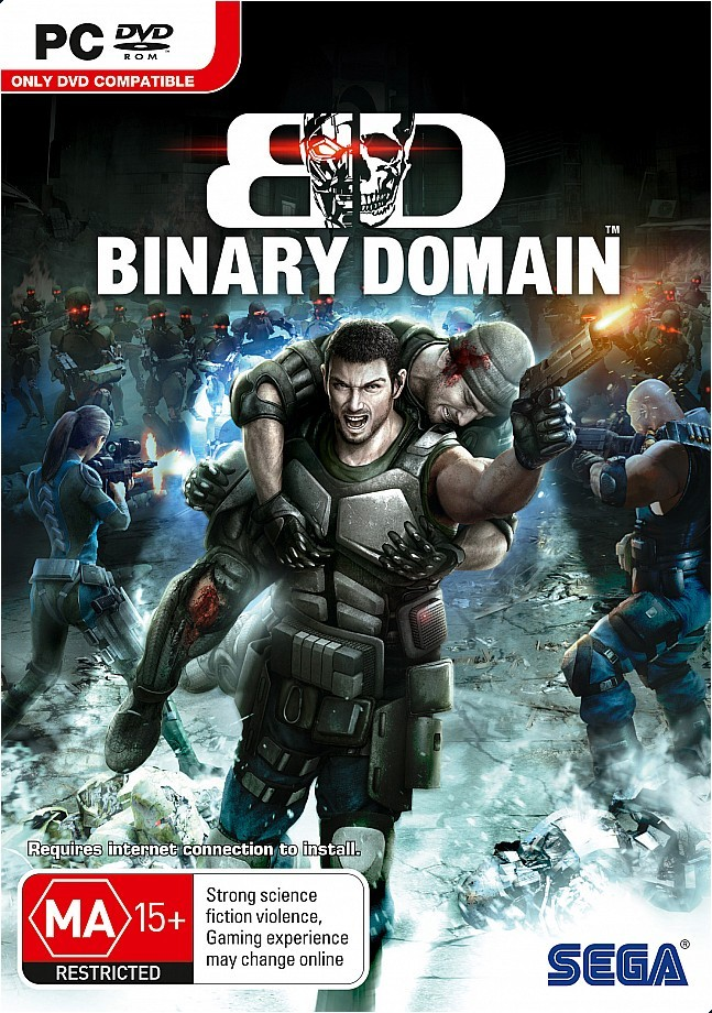 [MULTI] Binary Domain [MULTI-FR]