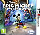 Images Epic Mickey : Power of Illusion Nintendo 3DS - 0