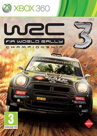 WRC World Rally Championship 3 XBOX360 [MULTI]