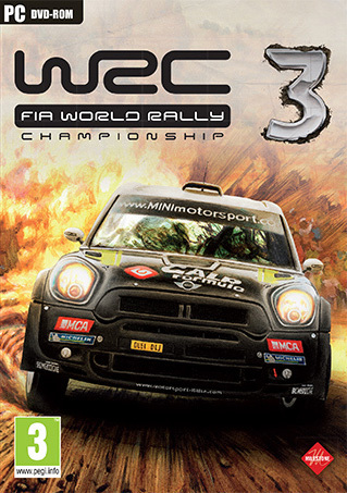 jaquette wrc 3 pc cover avant g 1345453841  WRC World Rally 3 (2012) SKIDROW 3.58GB