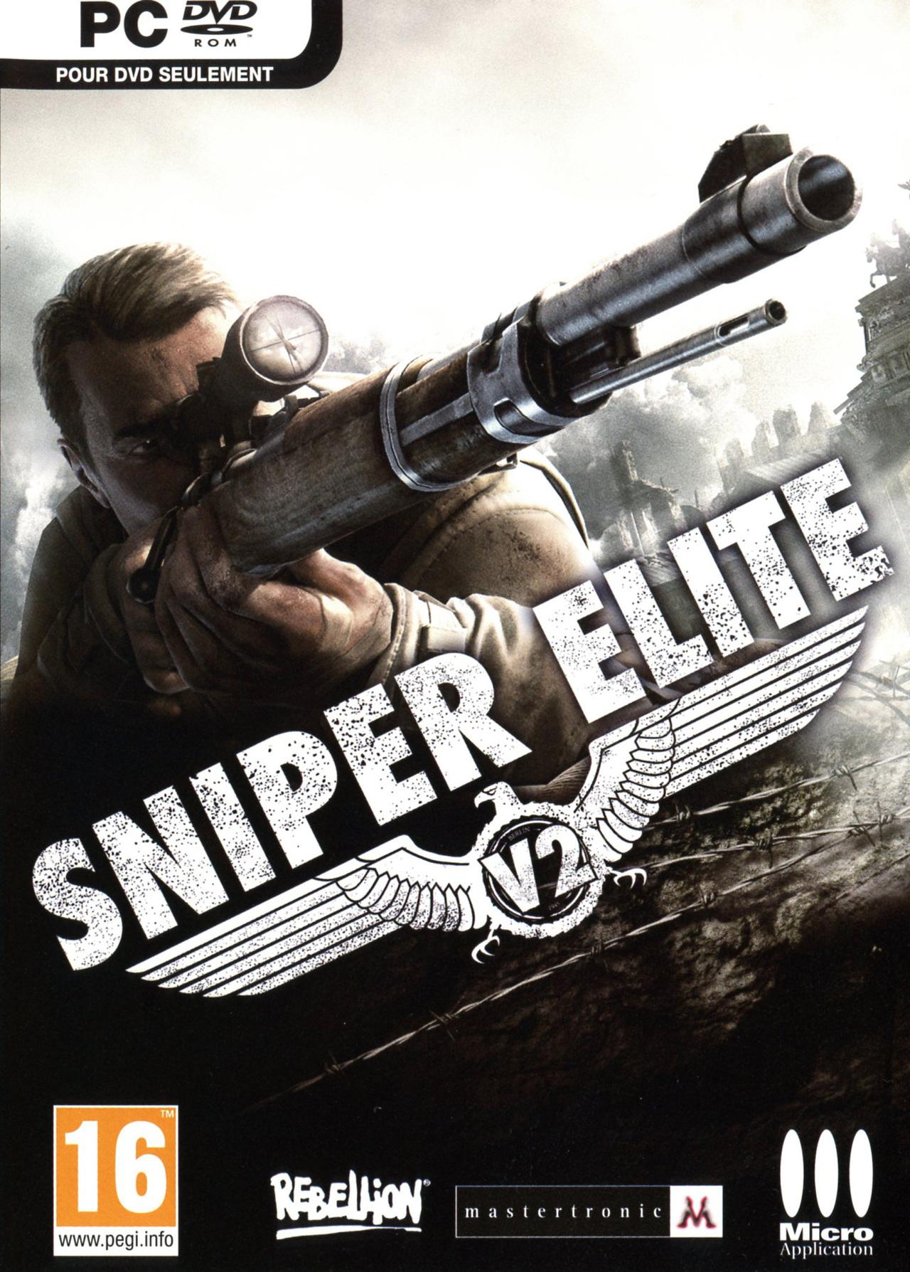 Sniper Elite V2 full version اللعبة المنتظرة على الميديافير