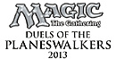 Jaquette Magic : The Gathering : Duels of the Planeswalkers 2013 - PC