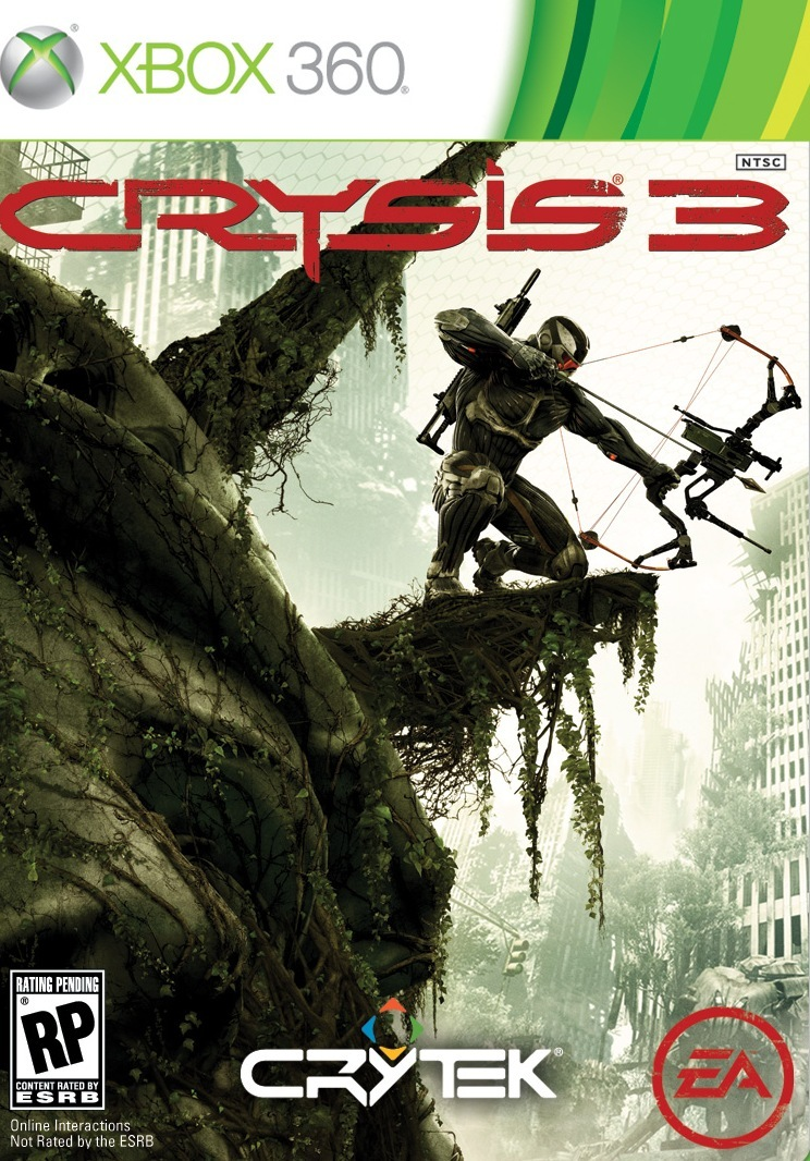 Crysis 3 [XBOX 360] [UL]