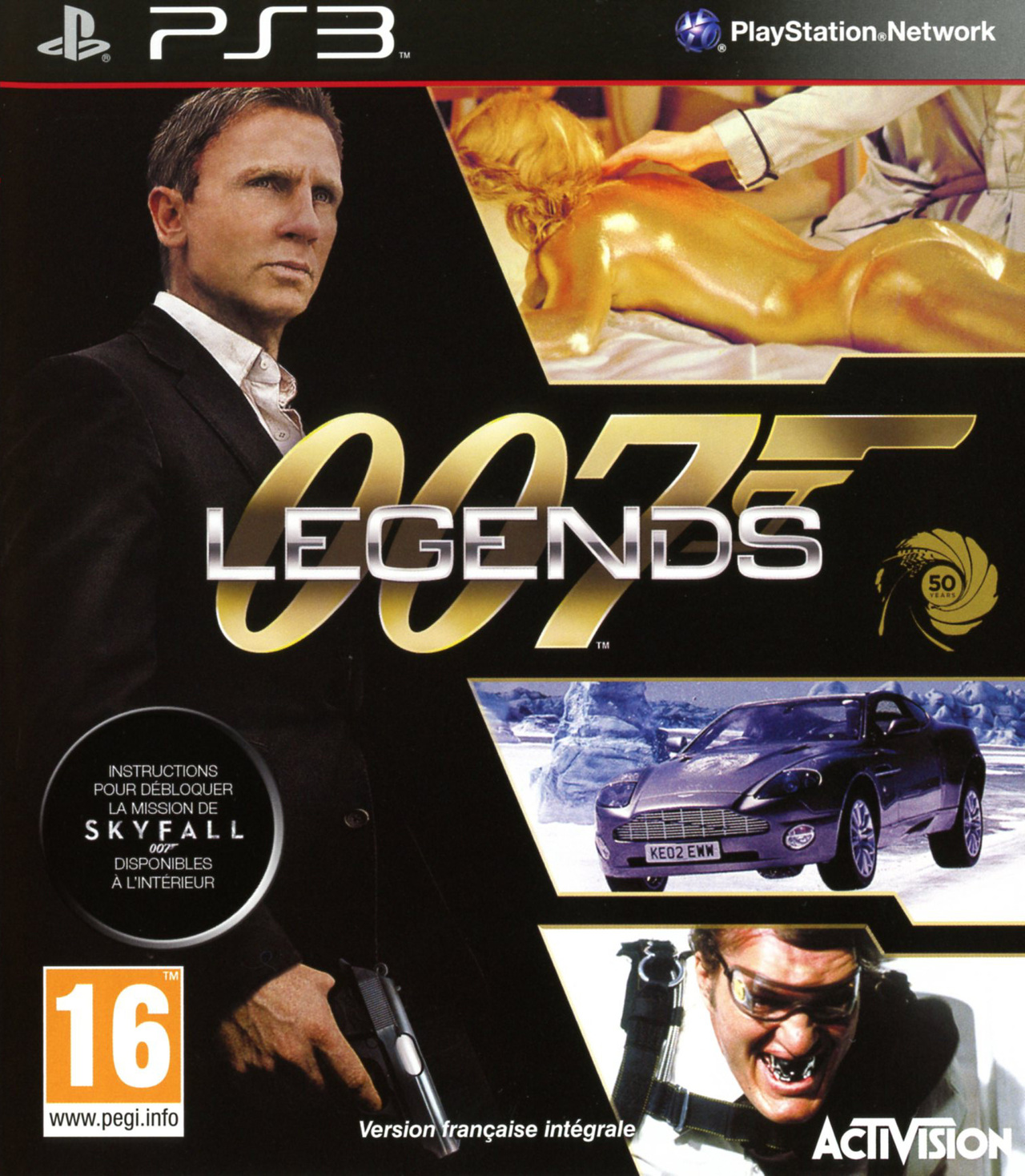 007 Legends EUR PS3 [MULTI]