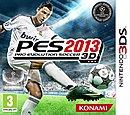 Jaquette Pro Evolution Soccer 2013 3D - Nintendo 3DS