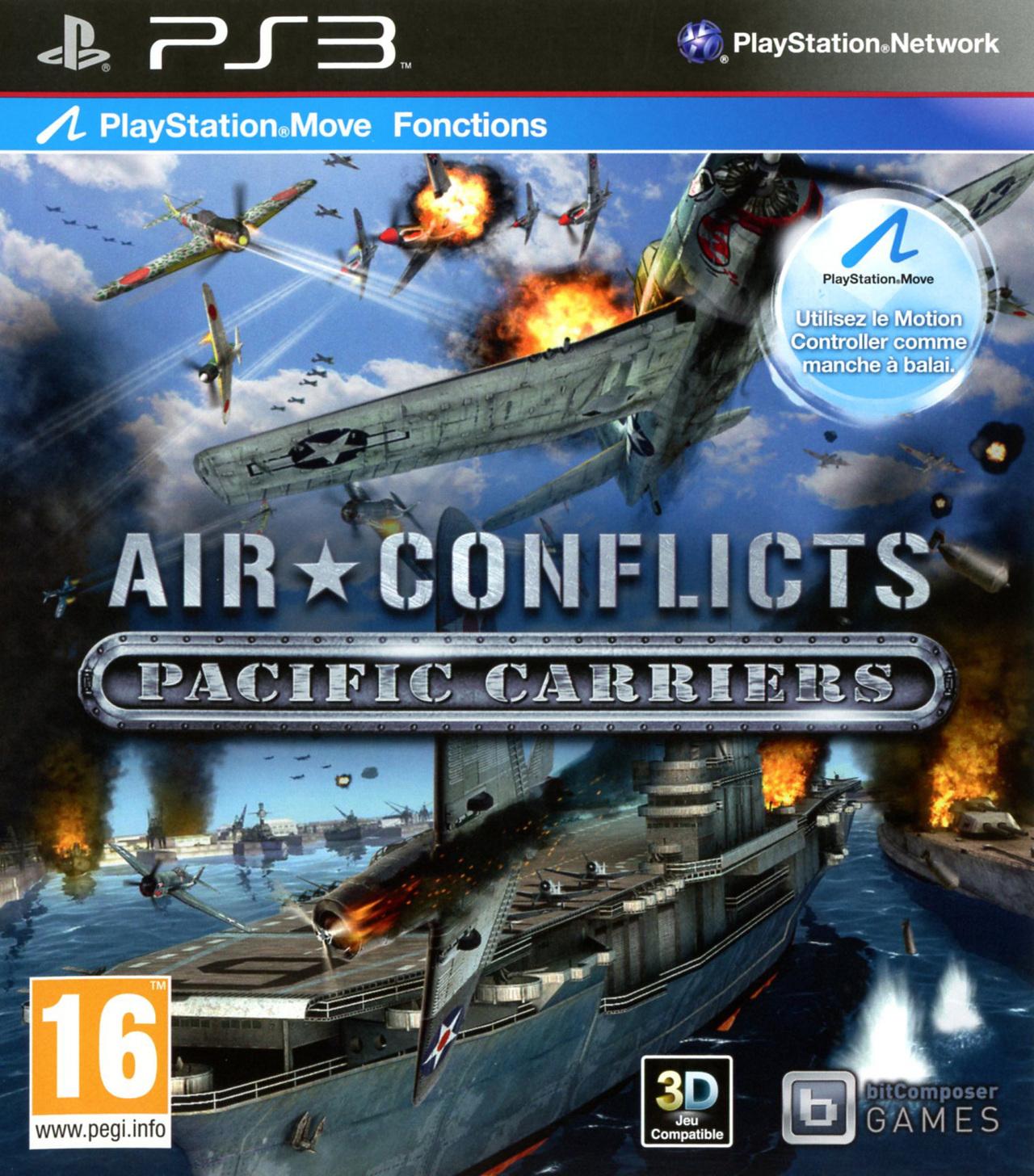 Playstation 3 flying games