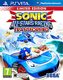 Images Sonic & All Stars Racing Transformed PlayStation Vita - 0
