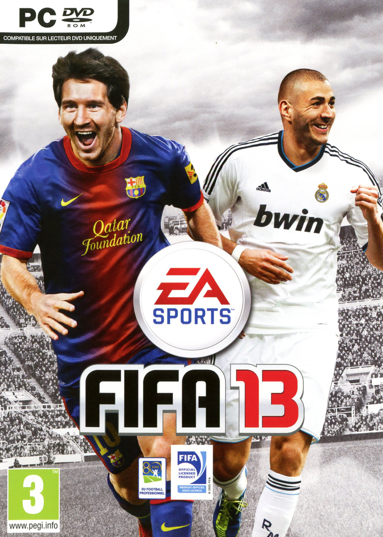 FIFA 13  [PC | ISO] + CRACK