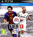 Jaquette FIFA 13 - PlayStation 3