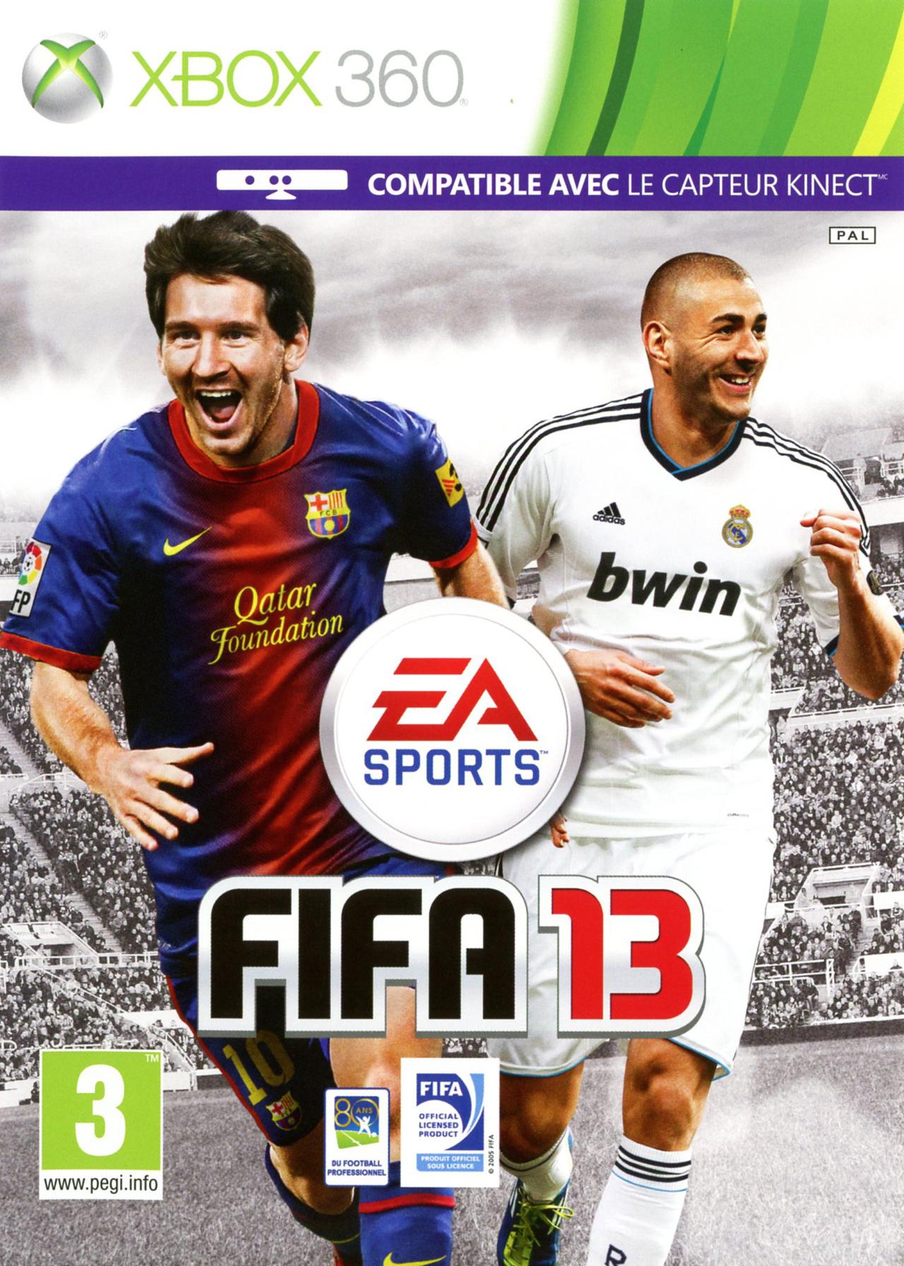 FIFA 13 [NTSC] XBOX360 [MULTI]