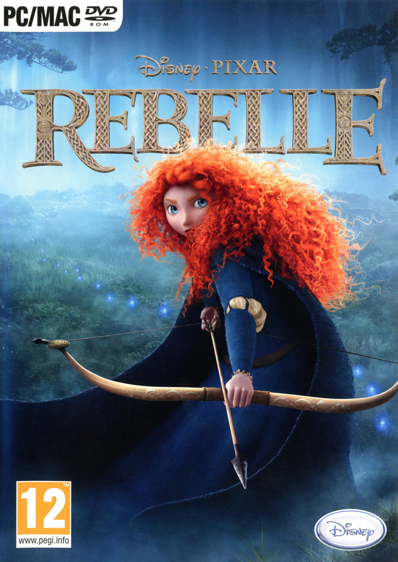 Brave The Video Game - Rebelle [PC]