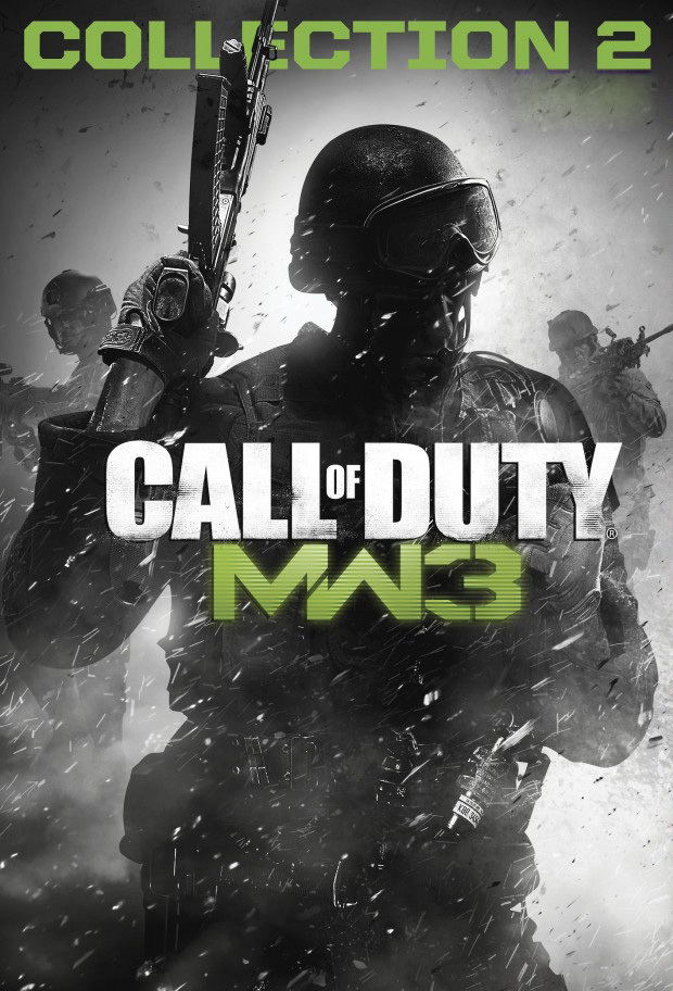 Call Of Duty Modern Warfare 3 Collection 2 Sur Playstation 3