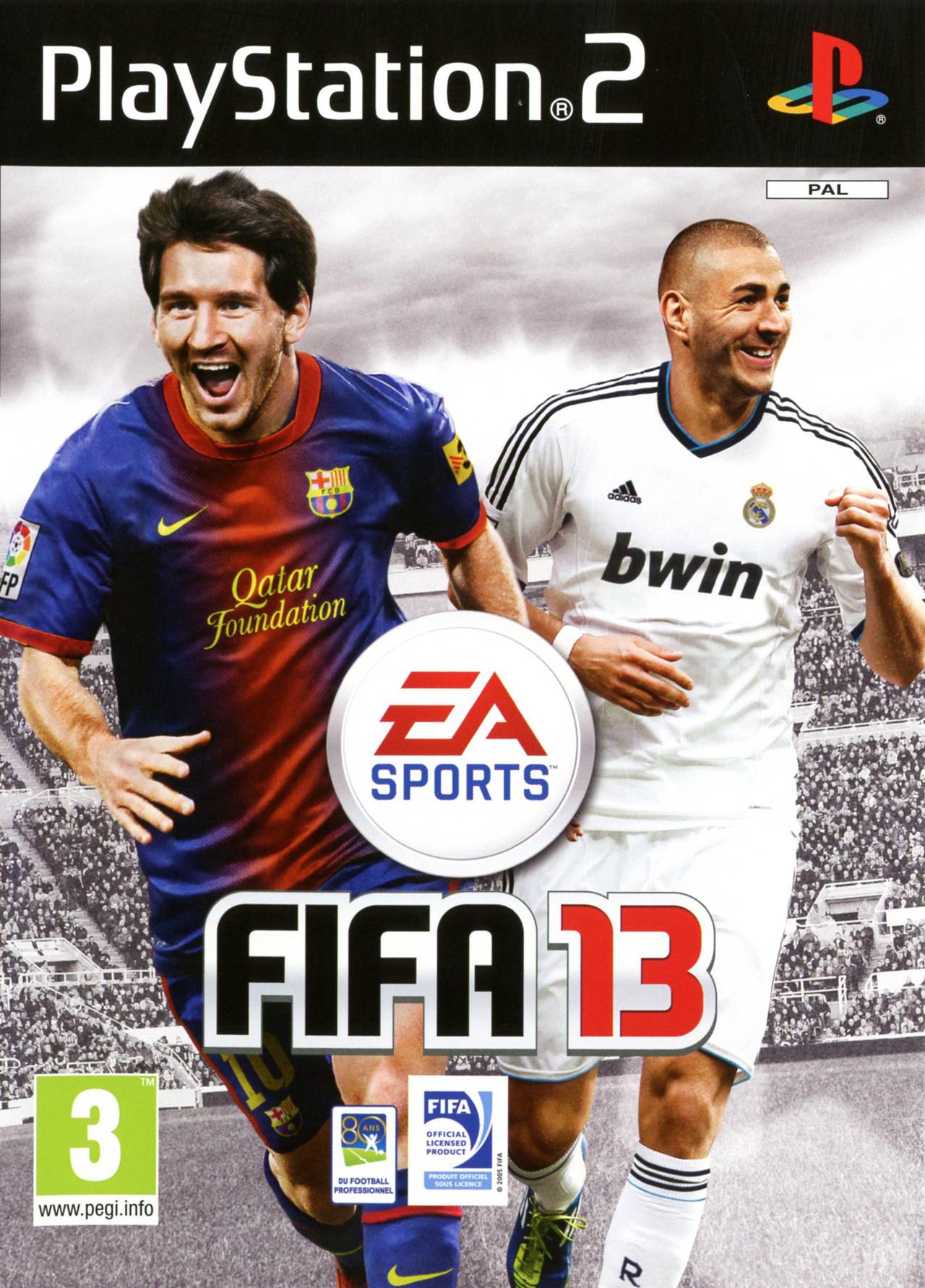 FIFA 13 PS2 [MULTI]