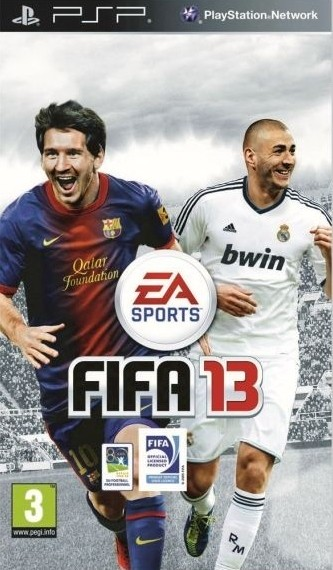 fifa 13 sur playstation portable. Black Bedroom Furniture Sets. Home Design Ideas