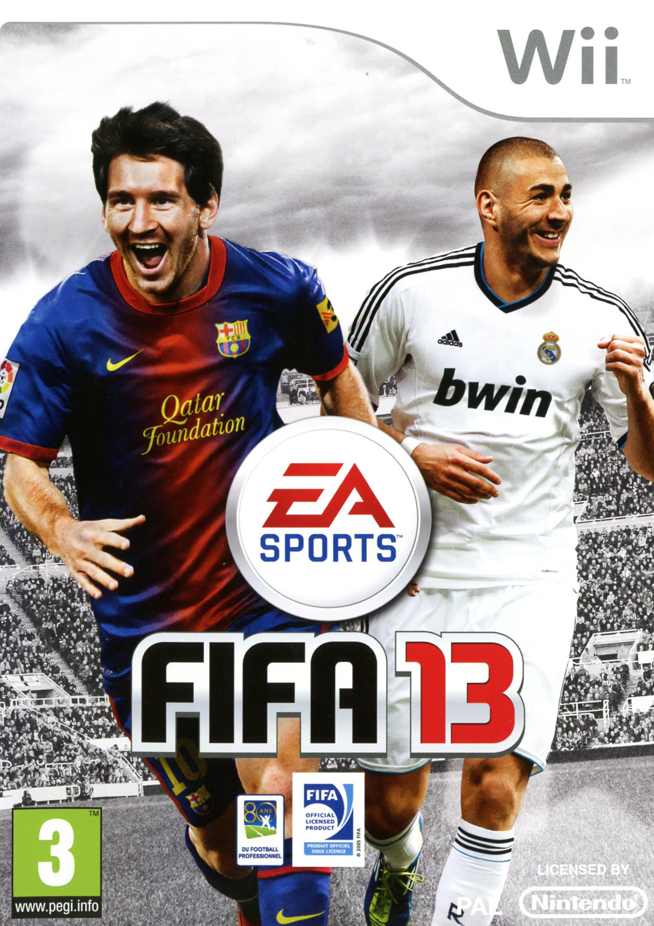FIFA Soccer 13 USA WII [MULTI]
