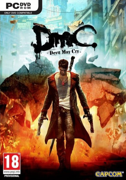 DmC Devil May Cry +  CRACK  [PC] (EXCLUE) [MULTI] [UP]