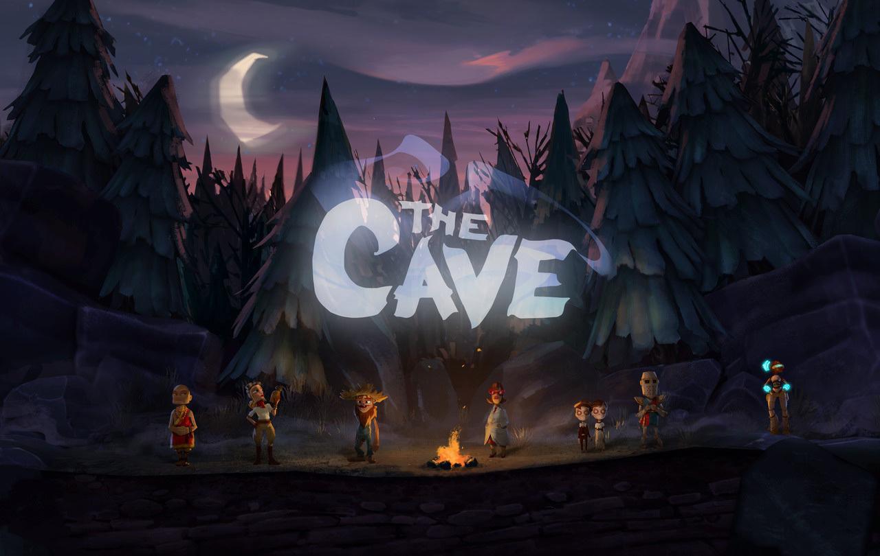 [MULTi] the cave + Update [PC+MAC]