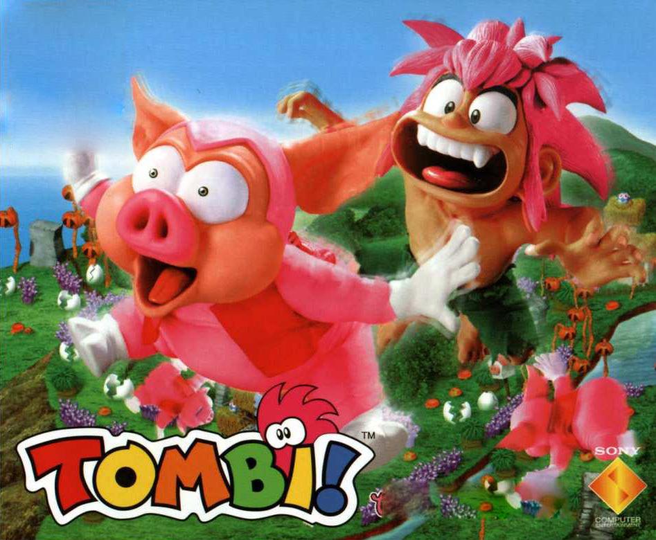 jeuxvideo.com Tombi! - PlayStation Portable Image 1 sur 1