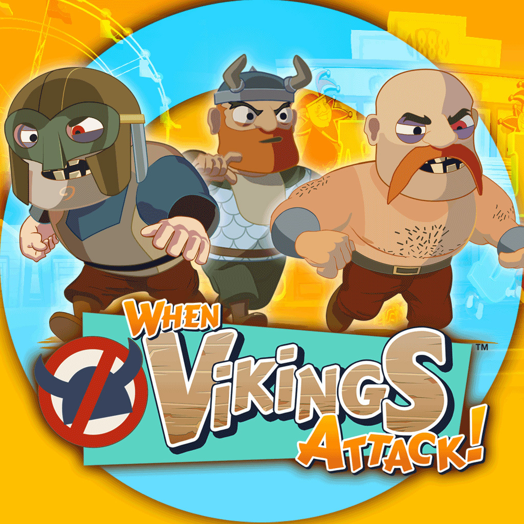 when vikings attack sur playstation 3. Black Bedroom Furniture Sets. Home Design Ideas