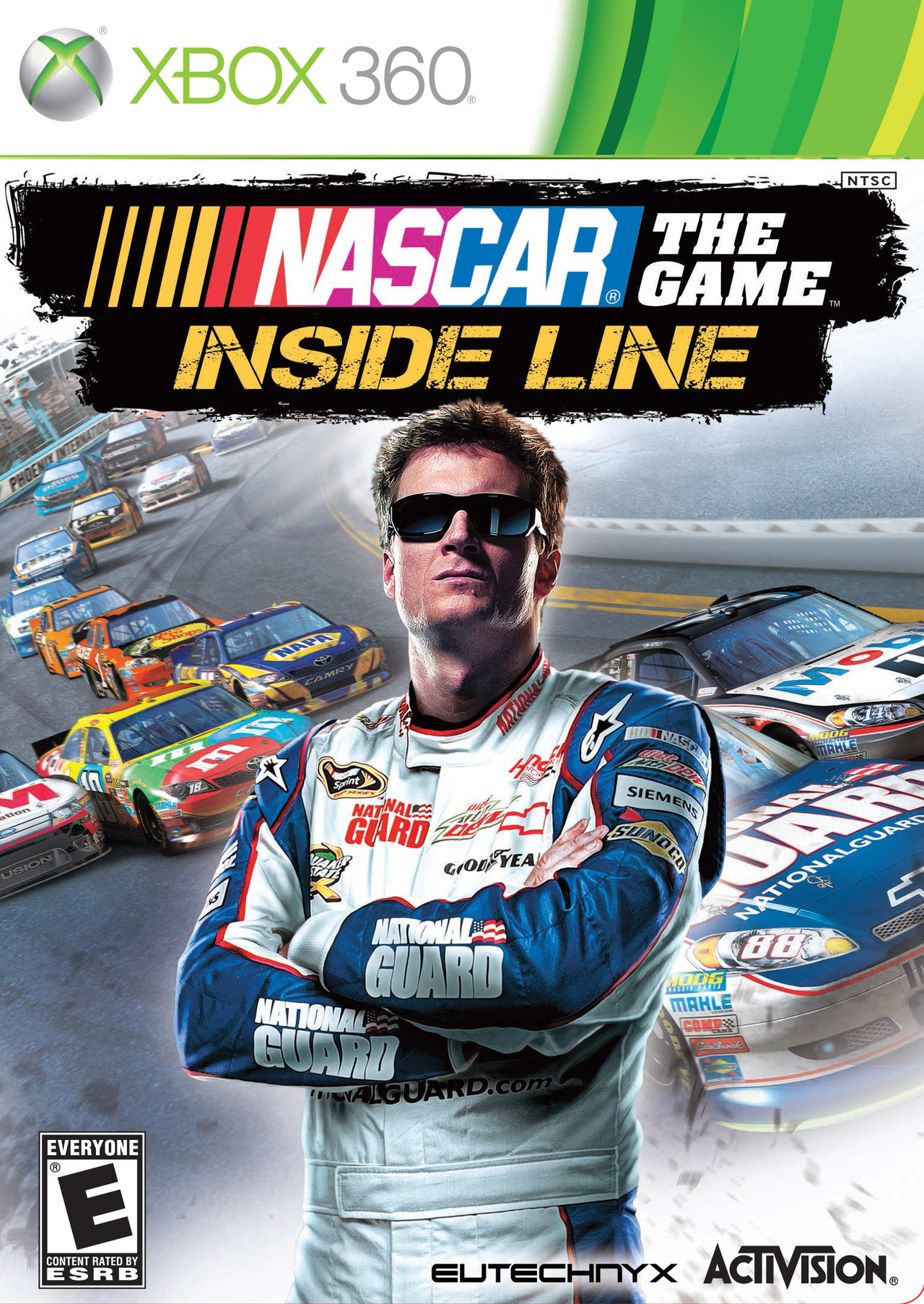 NASCAR The Game Inside Line NTSC [XBOX360]