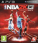 Jaquette NBA 2K13 - PlayStation 3