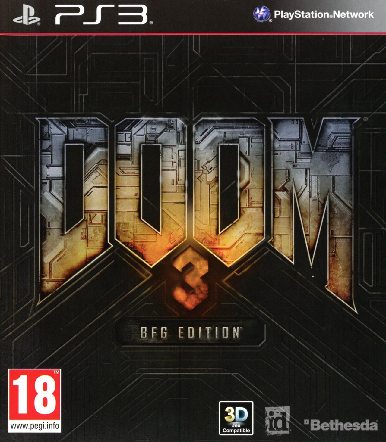 Doom 3 BFG Edition REPACK PS3 [MULTI]