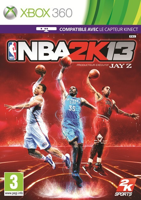 NBA 2K13 (Exclue) [XBOX360]