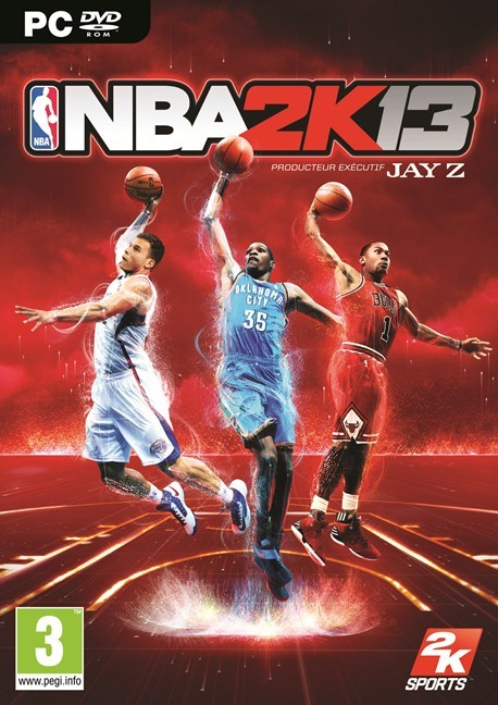 NBA 2K13 + crack RELOADED